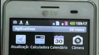 LG OPTIMUS L3 DUAL SIM (E405F) Videos DivX, Rádio