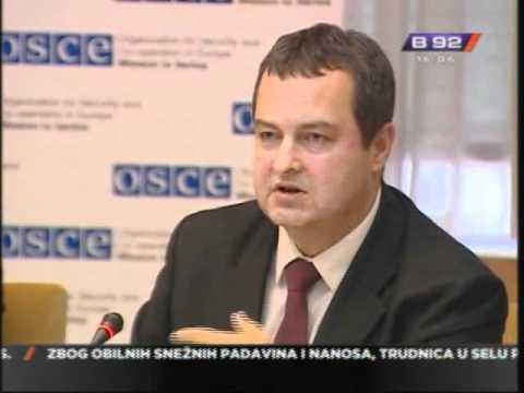 Dačić - Dosta bre više sa tim JSO!
