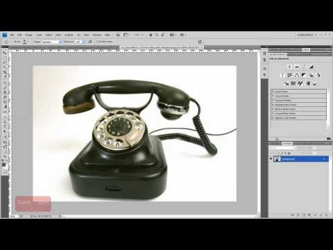 tutorial: Dodge Tool Intro - Photoshop Tutorial [60 Seconds]