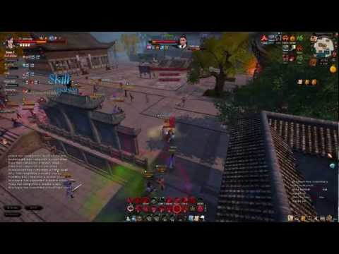 Age of Wushu PvP Guild War: TangChao (and Goons) Vs. Thien Dia Hoi