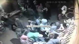 اعتقال لص متلبس بجامع لفنا