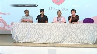 Presscon Park Ji Sung Asian Dream Cup 2014 Jakarta