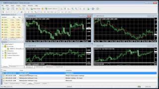Video Tutorial Metatrader 4 Español Forex Parte 1