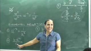 Exponentes en algebra parte 4