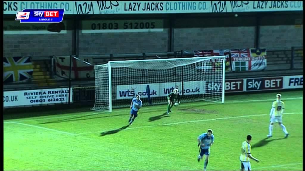 Torquay United 1-1 Burton Albion