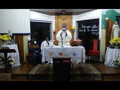 Santa Missa | 26.07.2021 | Segunda-feira | Padre Robson Antônio | ANSPAZ