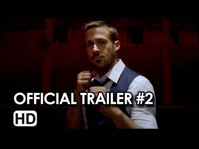Only God Forgives Official UK Trailer #2 (2013) - Ryan Gosling, Nicolas Winding Refn Movie HD