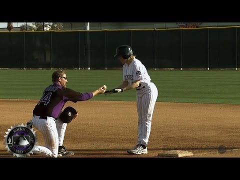 Colorado Rockies Fantasy Camp - Day 3