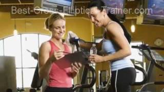Elliptical Trainers The Best Weight-Loss Fitness Machine