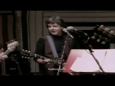 Paul McCArtney - Summertime  [HD] Rehearsals