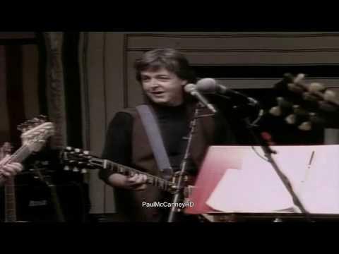 Paul McCArtney - Summertime  [HD] Rehearsals