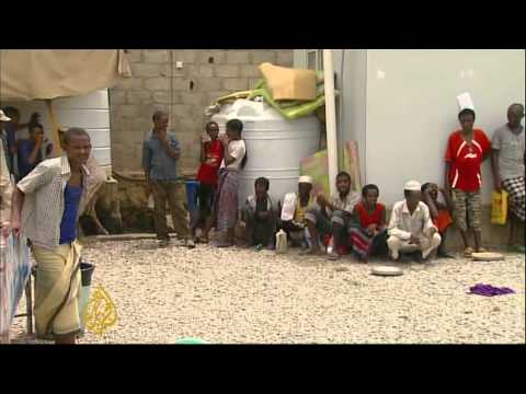 Gulf dreams dashed for Ethiopian migrants - Gulf dreams dashed for Ethiopian migrants