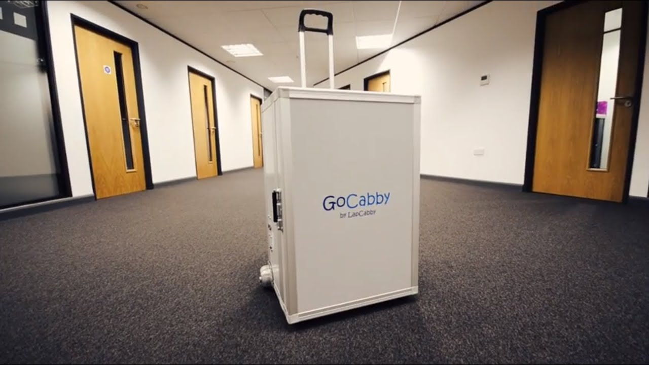 iPad in Education: GoCabby Tablet Trolley