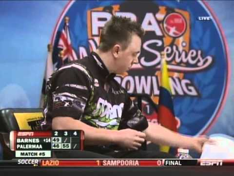 2011 WSOB World Open: Match 5: Chris Barnes vs Osku Palermaa part 1