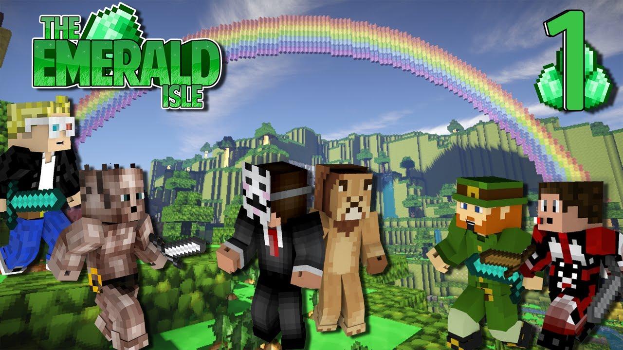 emerald island game