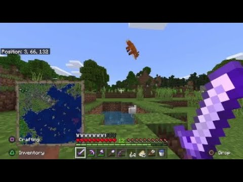 MINECRAFT FUNNY MOMENTS! FLYING FOX!?!?
