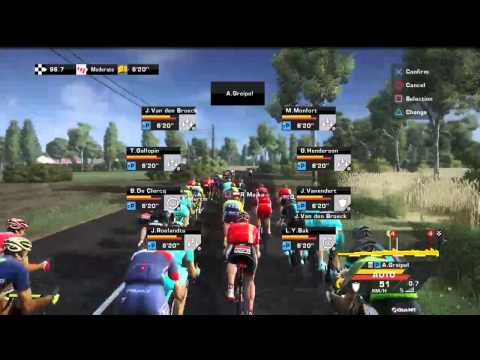 Tour de France 2014 Stage 7 Épernay - Nancy [PS4]