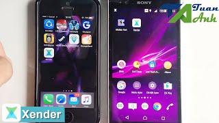 Phần mềm gửi file trên điện thoại với TỐC ĐỘ BÀN THỜ - Xender