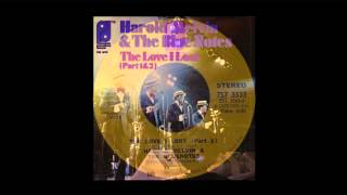 Harold Melvin & The Blue Notes The Love I Lost (12:28