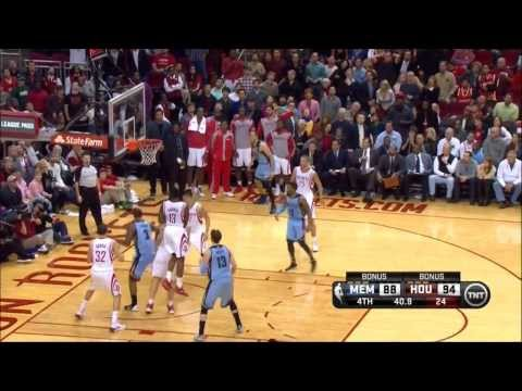 Lin ( 18 PTS ) + Rockets: Game 31 vs. Grizzlies (12-26-2013)