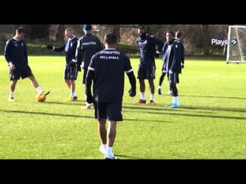 DJ Campbell on his Millwall loan move 28-01-14