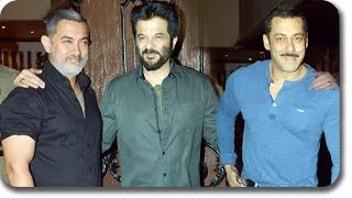 Saif Ali Khan, Salman Khan, Bollywood, Aamir KhanAnil Kapoor Birthday, Ranveer Singh