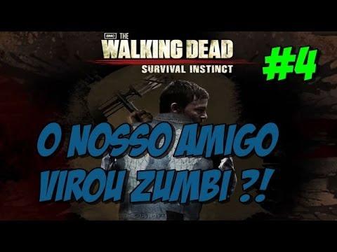 The Walking Dead Survival instinct - Nosso Amigo já Era (HD)