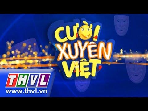THVL | Cười xuyên Việt – Tập 10: Chung kết xếp hạng