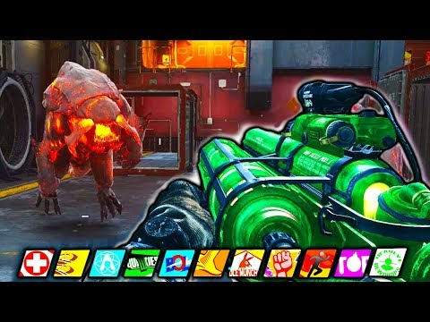 BOSS FIGHT!! | THE BEAST FROM BEYOND  FULL EASTER EGG BOSS FIGHT! IW ZOMBIES