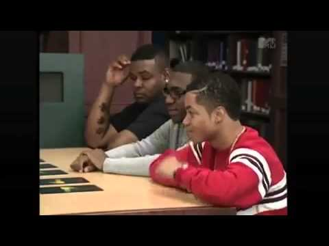 Silent Library New Boyz  Iyaz Part 1 HQ