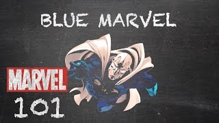 Antimatter Reactor – The Blue Marvel – Marvel 101