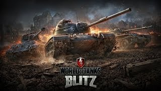 World Of Tanks Blitz Gameplay IOS Universal HD