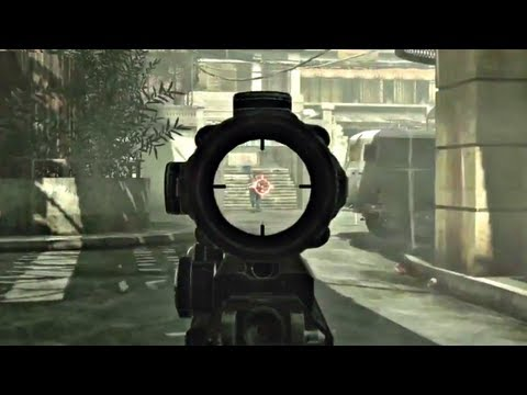 [REAL!] MW3 Gameplay Spec OPS Online LEAKED! (Survival Mode)