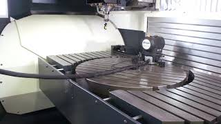 Calibration of a MT - rotary table
