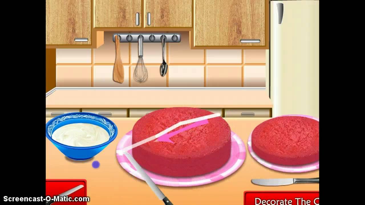 Friv Cooking Cake