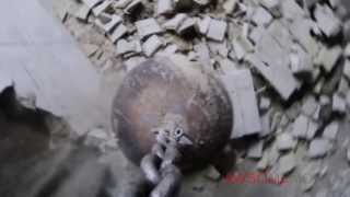 Miley Cyrus Wrecking Ball Without Music