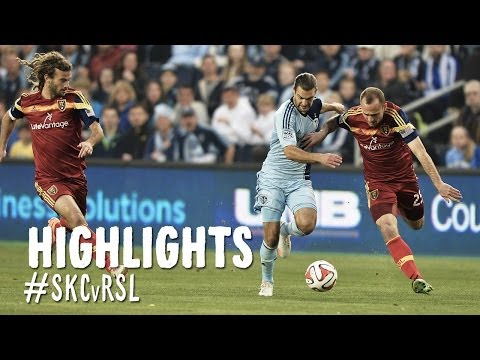 HIGHLIGHTS: Sporting Kansas City vs Real Salt Lake | April 5th, 2014