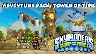 Skylanders Swap Force - Tower of Time Adventure Pack 720p