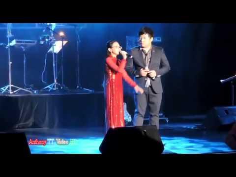 Sa Mưa Giông [live] - Phương Mỹ Chi ft. Quang Lê tại Melbourne , Australia