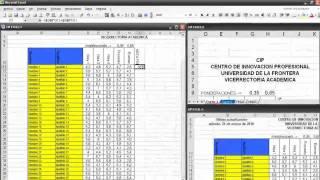 10.3. Promedio Ponderado [Excel 2003]