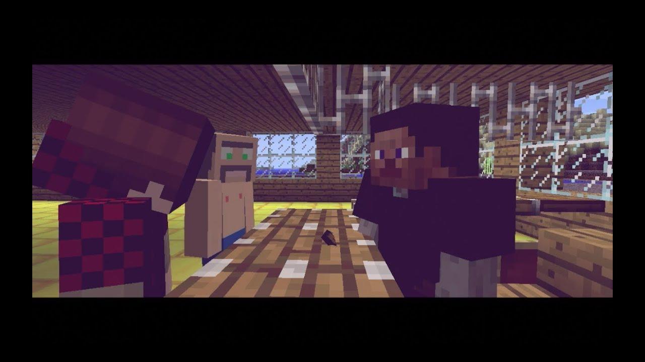 The Legend of Herobrine - Part 1 (Minecraft Machinima ...