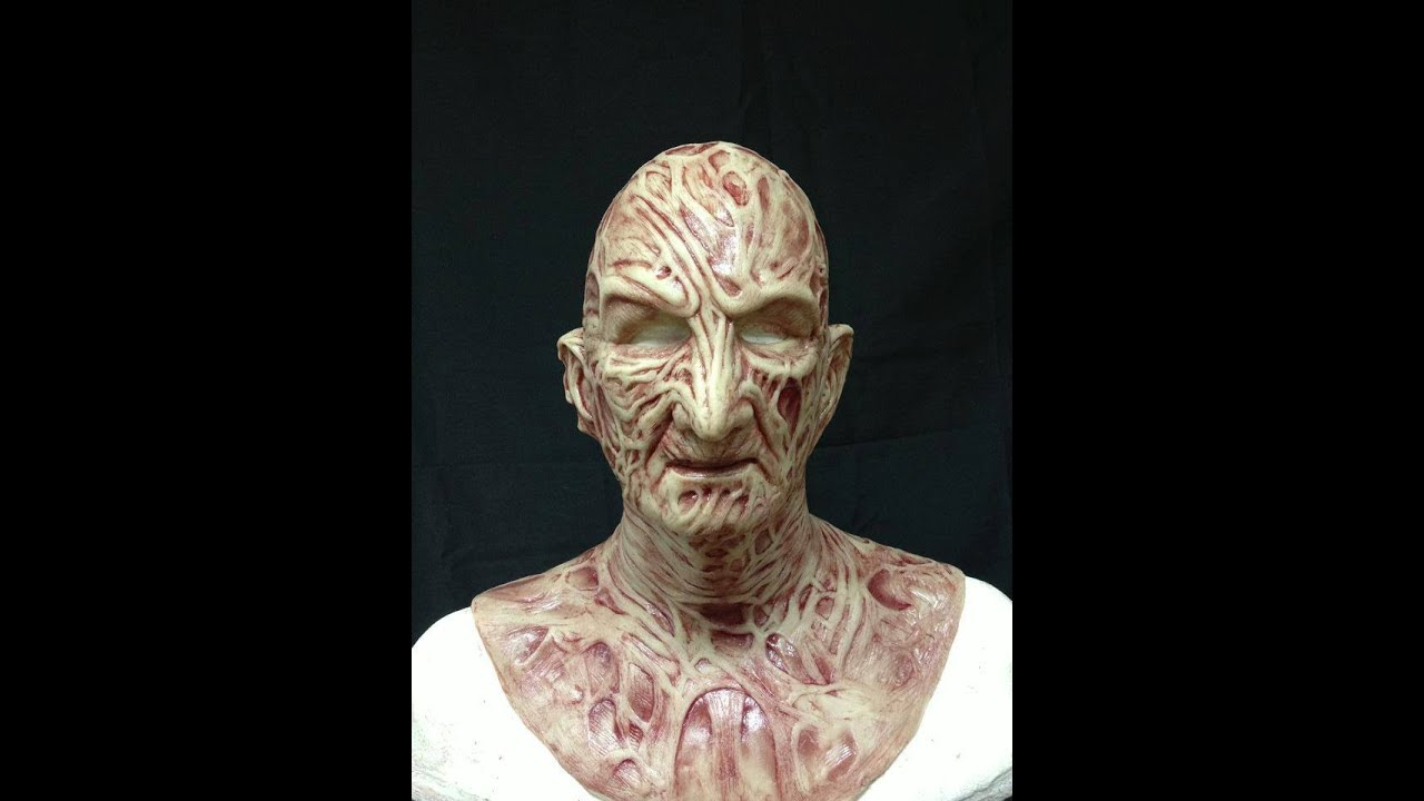Image Result For Google Freddy Silicone Mask