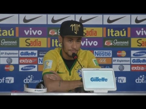 Brazil's Neymar announces he'll cheer for Argentina in World Cup final
