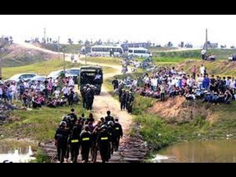 """Cảnh sát đi tàu hỏa """"đổ quân"""" phá sới bạc khủng ở Quảng Ninh"""