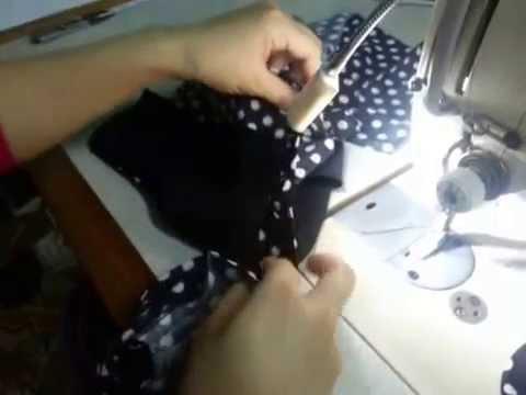 Hướng dẫn may tay cho váy áo - Hand sewing dress