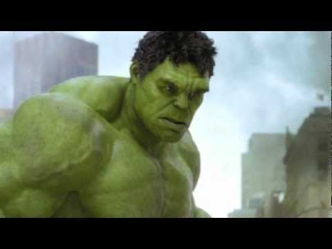 All HULK Scenes in The Avengers Sneak Peeks, Trailers, and More!