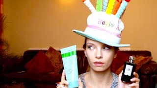 November Beauty Favourites (and Birthday Hat)