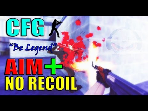 PitlzeN; Be'Legend (Aim+No Recoil) CFG (All sXe)