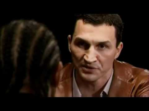 *NEW * HBO Face Off - Wladimir Klitschko vs David Haye
