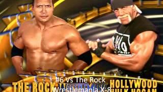 Top 10 Hulk Hogan Matches